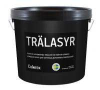 Толстослойная алкидная лазурь Tralasyr