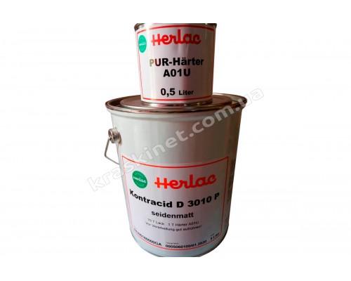 Полиуретановый 2К лак Kontracid D3010P
