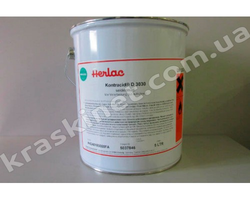 Полиуретановый 1К лак Kontracid D3030