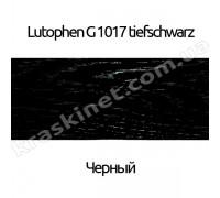 Нитро морилка Lutophen Черный Tiefschwarz