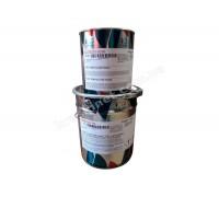 Тиксотропный двухкомпонентный полиуретановый лак HS280283