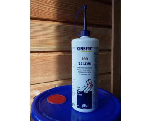Водостойкий клей D3 Kleiberit 300.0