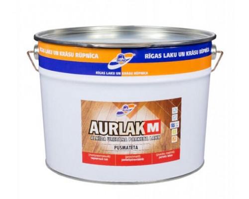 Паркетный алкидно-уретановый лак AU-271