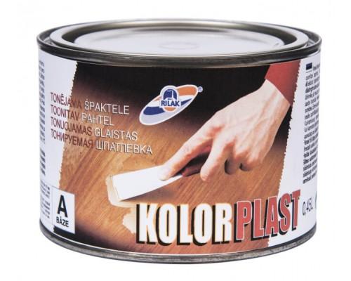 Тонируемая шпаклевка Kolorplast