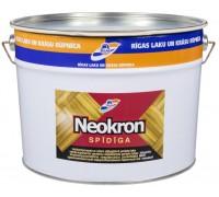 Водоразбавляемый паркетный лак Neokron M