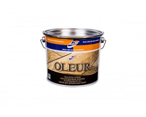 Масло для паркета OLEUR