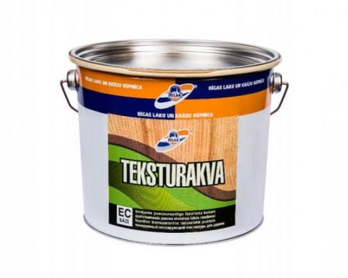Водоразбавляемый акриловый лак Teksturakva