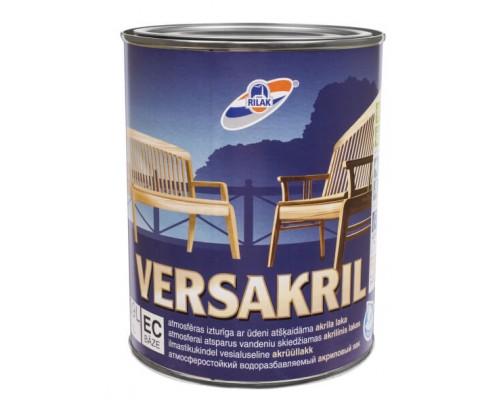 Атмосферостойкий акриловый лак Versakril