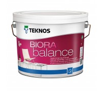 Полностью матовая акриловая краска Biora Balance