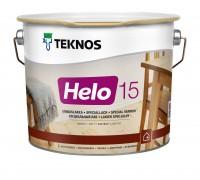 Полуматовый специальный лак Helo 15