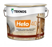 Полуглянцевый специальный лак Helo 40
