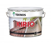 Краска для оцинкованных крыш Kirjo