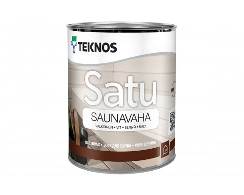 Воск для дерева Satu Saunavaha
