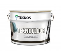 Глянцевая краска для пола Teknofloor