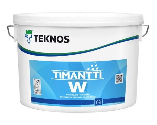 Влагозащитная акрилатная грунтовка Timantti W