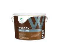 Woodex Aqua Solid алкидно-акрилатный кроющий антисептик