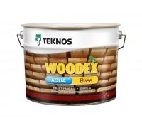 Woodex Aqua Base водорастворимый антисептик для защиты древесины