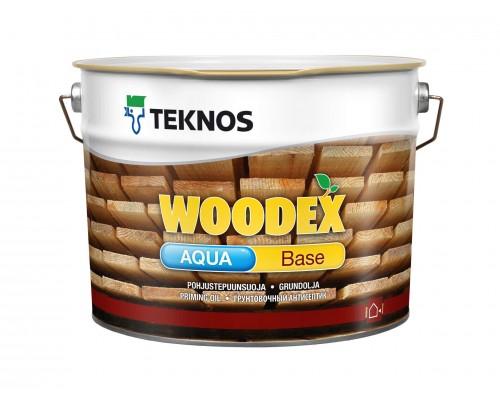 Водорастворимый антисептик Woodex Aqua Base